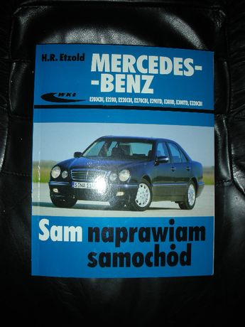 Mercedes E klasa instrukcja obsługi
