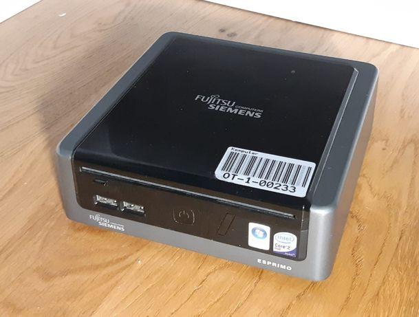 Komputer Fujitsu Esprimo Q5030E cienki klient Core2Ghz/2,5RAM/160HDD