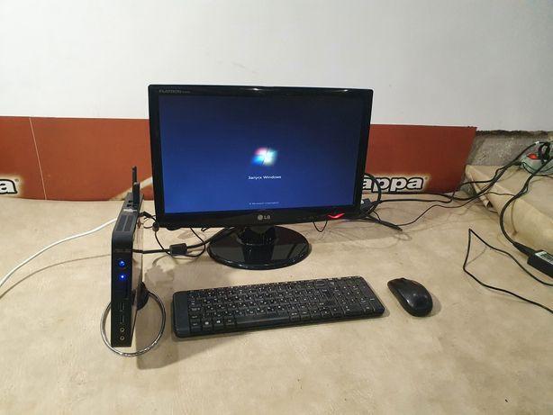 Миниатюрный компьютер Asus EeeBox PC (системный блок)
