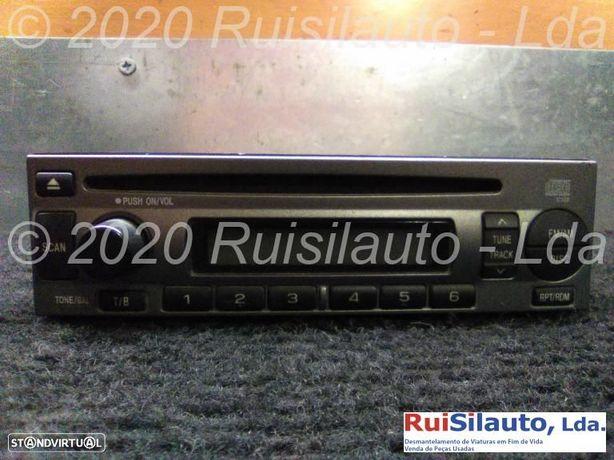 Rádio Pf2597ab Subaru Impreza (gd) 2.5 I Wrx Awd (gdg) [2000_20