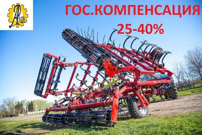 8 метровый культиватор КПС под трактор Т-150 от производителя