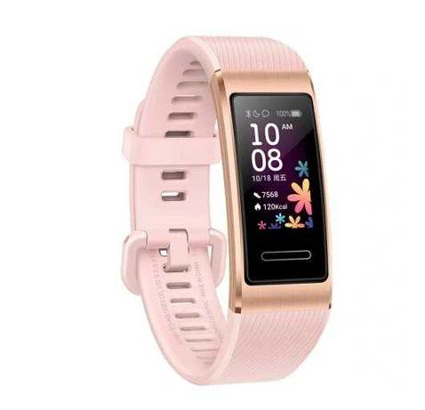 Smartband HUAWEI Band 4 Pro Różowy opaska