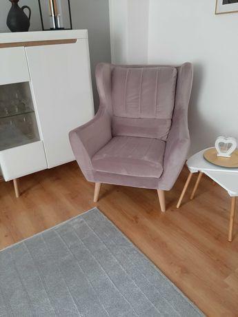 Fotel wypoczynkowy uszak