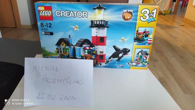 Lego Creator 3w1 31053,31065,31051
