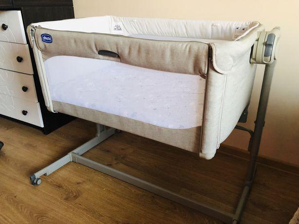 Ліжечко, кроватка Chicco NEXT2ME MAGIC