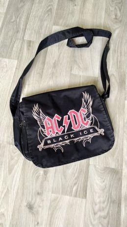 Сумка через плечо AC/DC