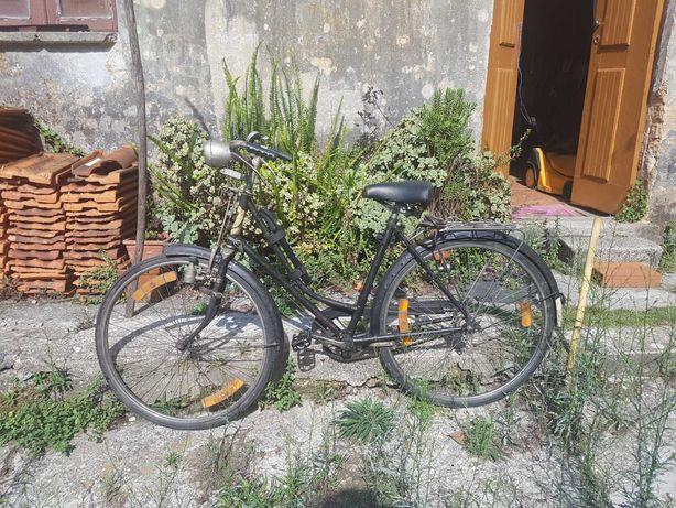 Bicicleta Pasteleira de Senhora Original