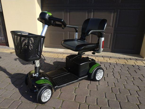 Wózek inwalidzki elektryczny, skuter dla seniora