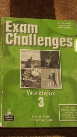 Exam Challenges_kilka wpisów ołówkiem