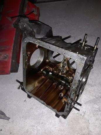 Blok silnika Fiat 126 el. 62 tyś przebieg