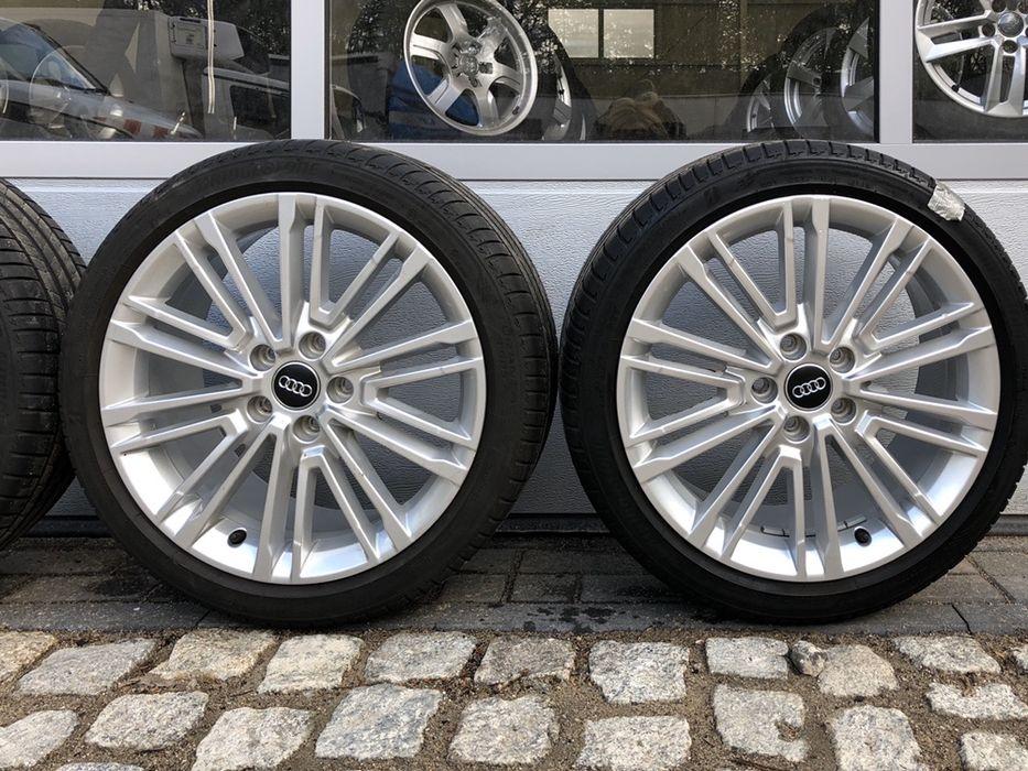 """Alufelgi koła aluminiowe AUDI VW 18"""" a3 tt a4 a5 a6+opony 225/40r18!!! Wałbrzych - image 1"""