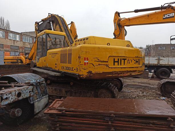Продам экскаватор Hitachi EX300LC-3