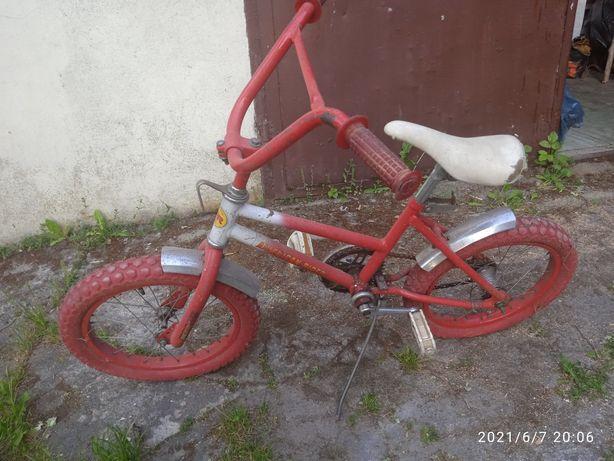 Oryginalny stary rower BMX Romet American Rider do renowacji
