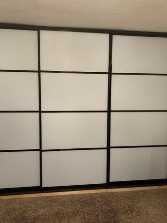 Раздвижные системы .Двери для шкафа купе, гардеробной, межкомнатные!