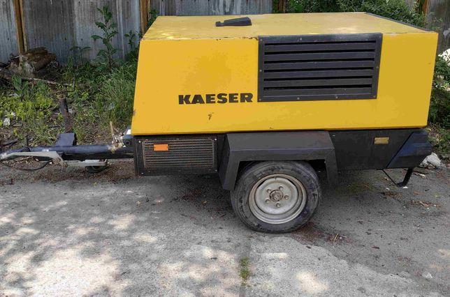 Kompresor Śrubowy Kaeser M76   7,6 m3/min bdb  Osuszacz Rejestracja