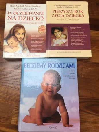 Książki/poradniki dla przyszłych rodziców