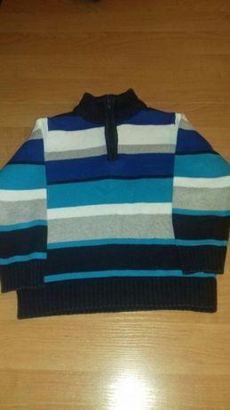 Sweter chłopięcy dla chłopca rozm. 104