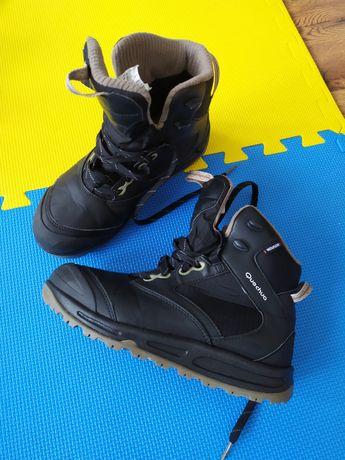 Buty śniegowce damskie Quechua 37