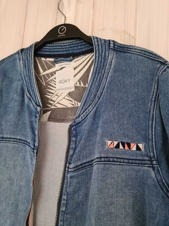 Kurtka jeansowa Roxy rozmiar L jak nowa