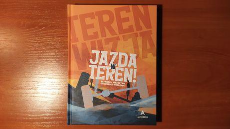 Terenwizja książka Jazda w teren 4x4 offroad