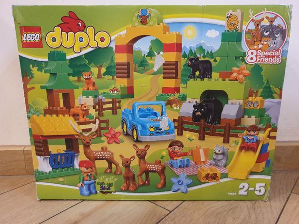Lego Duplo Lesny Park zestaw