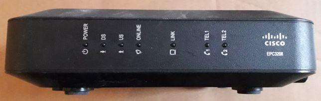 Modem kablowy Cisco EPC3208