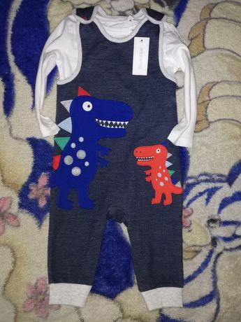 Фирменный детский комплект bluezoo