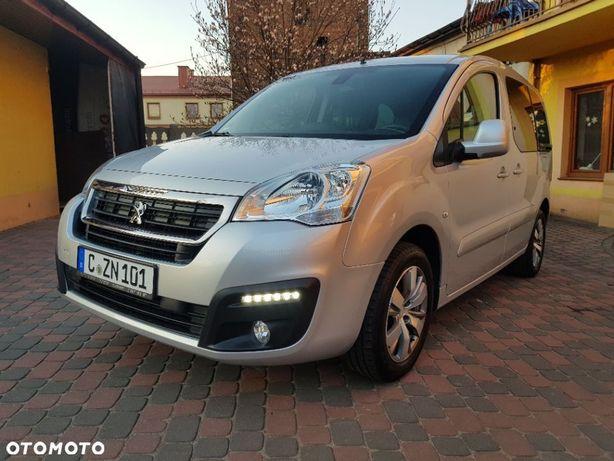 Peugeot Partner PARTNER TYPEE 1,6 HDI 120KM!!! 1 WŁ ORG.62tkm Klimatyzacja Stan Bdb