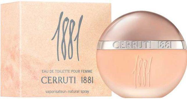 Туалетная вода Cerruti 1881 Pour Woman 30 ml original