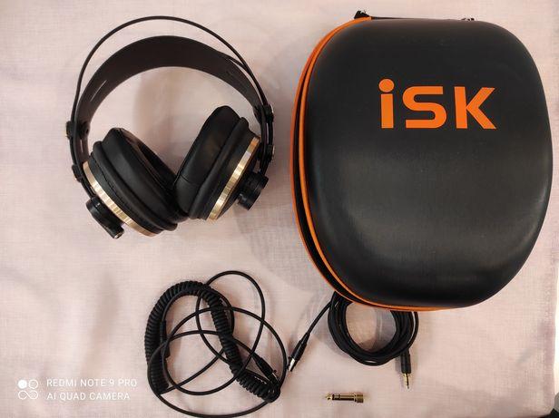 ISK HD9999 Słuchawki przewodowe