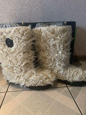 Buty śniegowce