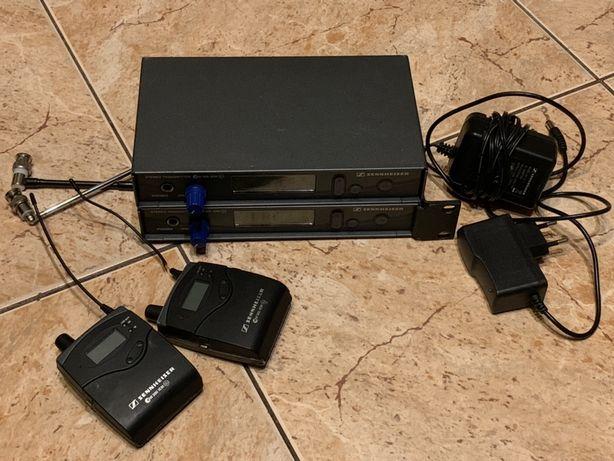 Sennheiser G2 300 Iem odsłuch bezprzewodowy 518mhz BEZ LTE