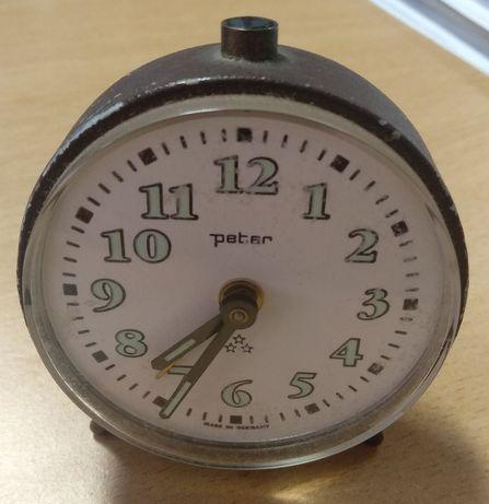 Relógio Despertador da marca Peter de fabrico alemão