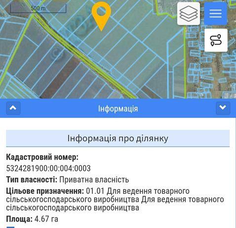 Продам пай на Київ-Харків