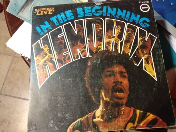 Jimi Hendrix LP