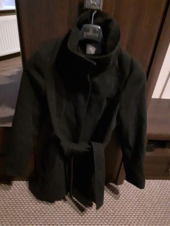 Płaszczyk czarny Orsay S