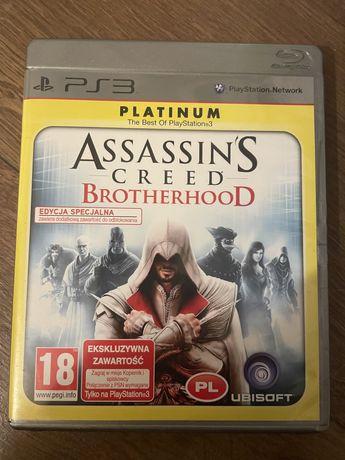 Assasinss Creed: Brotherhood PS3