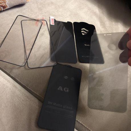 Захисне скло Iphone 7,7+,X,11