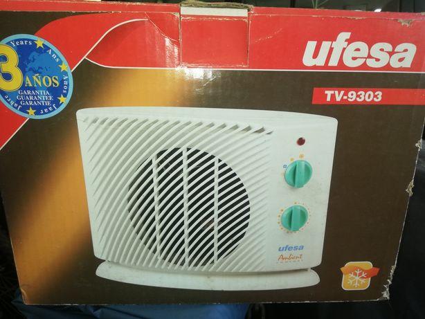 Termo ventilador ufesa