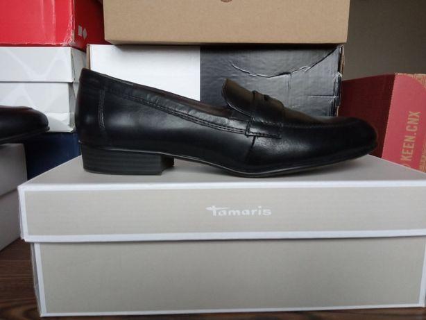 Женские туфли лоферы Tamaris новые