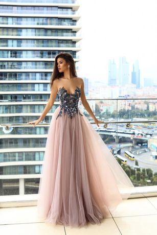 Вечернее выпускное платье Pollardi Vega