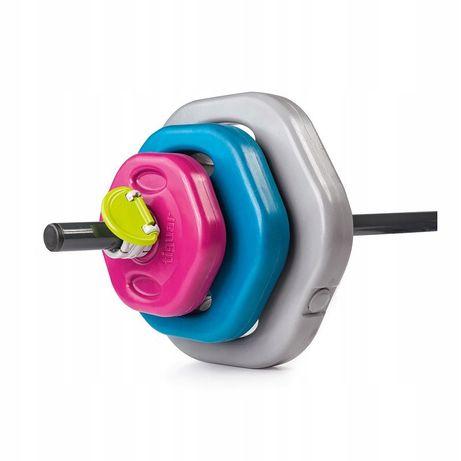 Sztanga power gym Tiguar fitness 16,5 kg