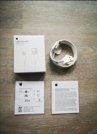Iphone kabel ładowarka nowa oryginalna 6/7/8/10 x xs xr