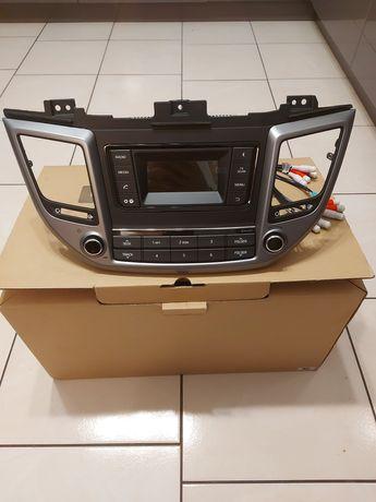 Radio Samochodowe  Hyundai Tucson nowe nieużywane rok 2015