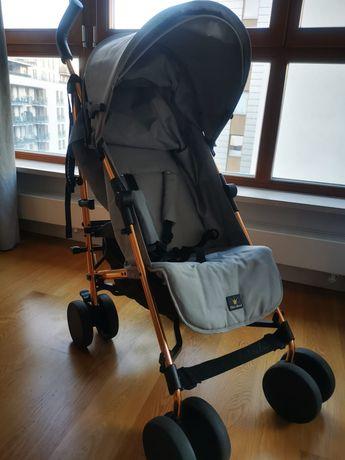 Wózek spacerówka Elodie Details - Golden Grey