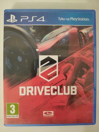 Driveclub PS4 возможен обмен