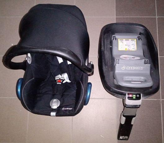 MAXI COSI CABRIO FIX fotelik nosidełko + bazy brak
