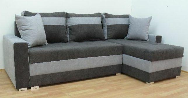 Naroznik dostawa Gratis w 24godz sofa rogówka kanapa funkcja spania