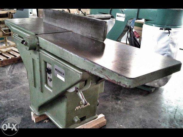 Garlopa MIDA G4 para carpintaria