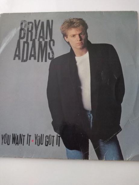 You want it - You got it, Bryan Adams - vinil
